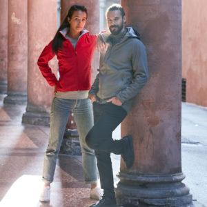 veste homme et femme à personnaliser