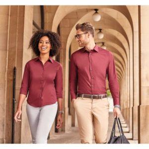 chemise homme femme personnalisation