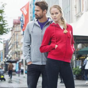 veste homme et femme personnalisable