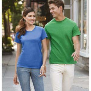 tshirt homme et femme personnalisable