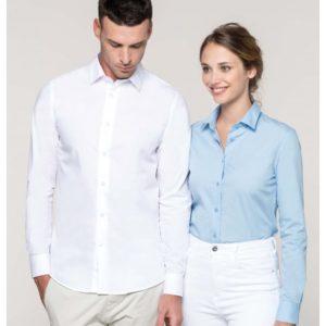 chemise homme et femme personnalisable