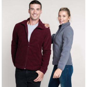 veste polaire homme et femme